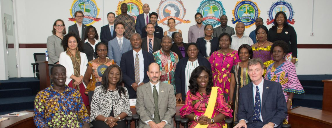 U.S. and Ghanaian Officials Mark Progress in Addressing Child Trafficking