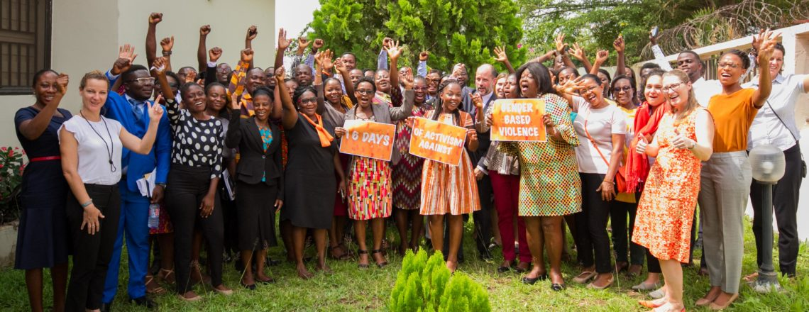 U.S. Embassy Hosts Interactive Workshop in Honor of the 16-Days of Activism